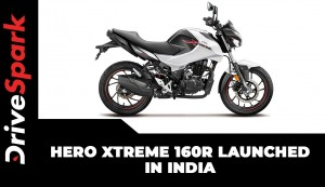 Hero Xtreme 160R Launched In India | Price, Specs, Features & All Other Details