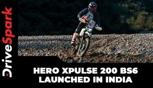 Hero Xpulse 200 BS6 Launched In India | Prices, Features, Specs & Other Updates