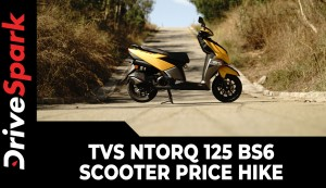 TVS Ntorq 125 BS6 Scooter Price Hike | New Price List, Variants & Other Updates Explained