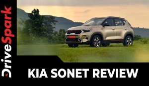 Kia Sonet Review (Petrol-iMT) | First Drive | Performance, Mileage, Specs, Features & Other Details