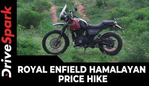 Royal Enfield Hamalayan Price Hike | New Prices & Other Updates Explained