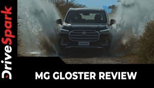 MG Gloster Review | First Drive | Specs, Performance, Handling, Features & All Other Details
