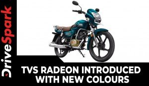 TVS Radeon Introduced With New Colours | Celebrates Sales Milestone | Details