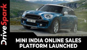 MINI India Online Sales Platform Launched | Hassle-Free Purchase Experience From Home