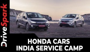 Honda Cars India Service Camp | Body & Paint Service Camp Between 14th To 26th September