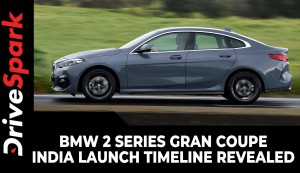 BMW 2 Series Gran Coupe India Launch Timeline Revealed | Spec, Features & Other Details