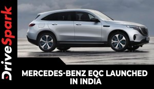 Mercedes-Benz EQC Launched In India | Prices, Specs, Range & Other Details