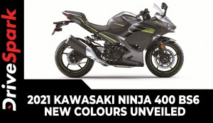 2021 Kawasaki Ninja 400 BS6 | New Colours Unveiled | Expected Launch, Prices, Specs & Other Updates