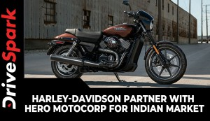 Harley-Davidson Partner With Hero MotoCorp For Indian Market | Here Are All The Details Explained