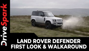 Land Rover Defender First Look & Walkaround | Prices, Specs, Features, Variants & Other Details