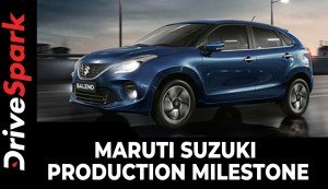 Maruti Suzuki Production Milestone | 1 Million Cars Roll Out From Suzuki Plant In Gujarat | Details