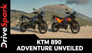 KTM 890 Adventure Unveiled | Specs, Features, Suspension & Other Detail