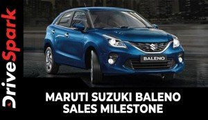 Maruti Suzuki Baleno Sales Milestone | 8 Lakh Units Sold Since Launch | All Details Explained