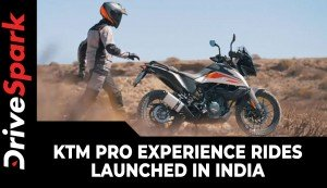 KTM Pro Experience Rides Launched In India | Price, Rides & Other Details
