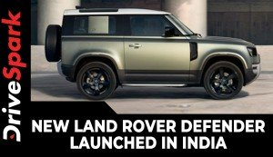 New Land Rover Defender Launched In India | Prices, Specs, Variants, Features & Other Details