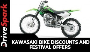 Kawasaki Bike Discounts & Festival Offers | Versys 650 & KLX Series | Here Are The Details