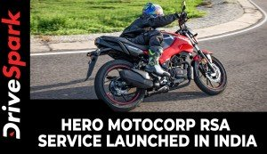 Hero MotoCorp RSA Service Launched IN India | Here Are The Details