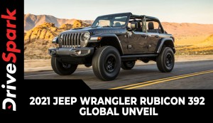 2021 Jeep Wrangler Rubicon 392 | Global Unveil | Specs, Features, Design, Powertrain & Other Details