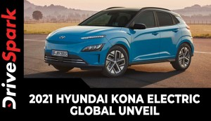 2021 Hyundai Kona Electric Global Unveil | Design Updates, Interiors, Range, Specs & Other Details