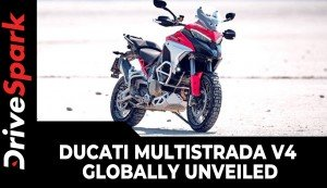 Ducati Multistrada V4 Globally Unveiled | Specs, Features, Expected India Launch & All Other Details