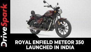 Royal Enfield Meteor 350 Launched In India | Prices, Specs, Features, Bookings & Al lOther Details