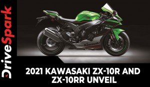 2021 Kawasaki ZX-10R & ZX-10RR Unveil | Design Updates, Specs, Expected Launch & Other Details