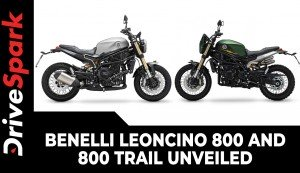 Benelli Leoncino 800 & 800 Trail Unveiled | Design, Specs, Expected Launch Date, Price & Details