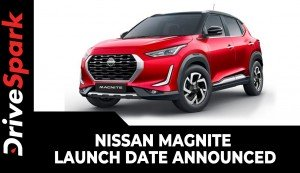 Nissan Magnite Launch Date Announced | Bookings, Deliveries, Specs, Variants & Other Details