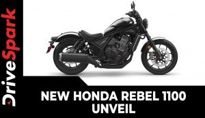 New Honda Rebel 1100 Unveil | Expected Launch, Prices, Specs, Features & Other Details