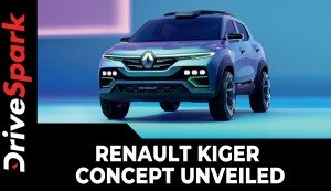 Renault Kiger Concept Unveiled | Expected Launch Date, Prices, Specs, Features & Other Details