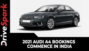 2021 Audi A4 Bookings Commence In India | Launch, Specs, Features & Other Details