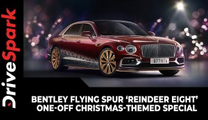 Bentley Flying Spur 'Reindeer Eight' | One-Off Christmas-Themed Special | Here Are All The Details