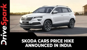 Skoda Cars Price Hike Announced In India | Effective Date, Price Increase & Other Details