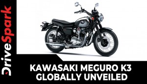 Kawasaki Meguro K3 Globally Unveiled | Design, Specs, Features, & All Other Details Explained