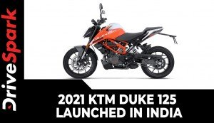 2021 KTM Duke 125 Launched In India | Prices, Specs, Design, Features & Other Details