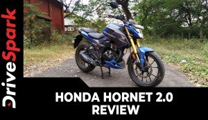 Honda Hornet 2.0 Review | Honda Hornet 2.0 First Ride Impressions | Price, Specs & All Other Details