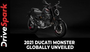 2021 Ducati Monster Globally Unveiled | Design, Features, Specs & All Other Updates Explained