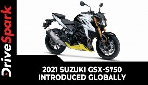 2021 Suzuki GSX-S750 Introduced Globally | Specs, Features, India Launch & Other Details