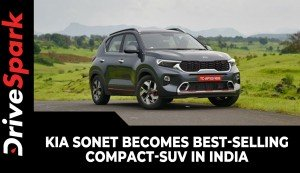 Kia Sonet Becomes Best-Selling Compact-SUV In India | Full Sales Report For November 2020