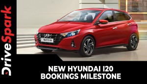 New Hyundai i20 Bookings Milestone | 35,000 Units In 2 Months | Variants, Specs & Other Details