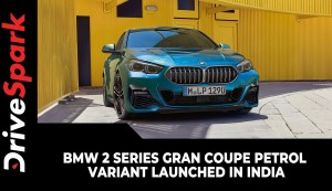 BMW 2 Series Gran Coupe Petrol Variant Launched In India | Specs, Features, Pricing & Other Details
