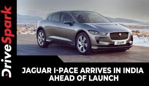 Jaguar i-Pace Arrives In India Ahead Of Launch | Expected Launch Date, Price, Specs & Other Details