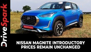 Nissan Magnite Introductory Prices Remain Unchanged | SUV Registers Over 32,000 Bookings