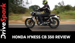 Honda H'ness CB 350 Review | H'ness CB 350 Specs, Performance, Design, Mileage & Other Details
