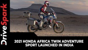 2021 Honda Africa Twin Adventure Sport Launched In India | Prices, Specs, Features & Other Updates