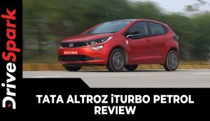 Tata Altroz iTurbo Petrol Review - India Launch 22 January | DriveSpark