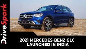 2021 Mercedes-Benz GLC Launched In India | Features New 'Mercedes Me' Connected Technology & More