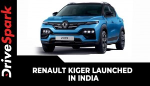 Renault Kiger Launched In India | Price, Variants, Bookings & Other Details