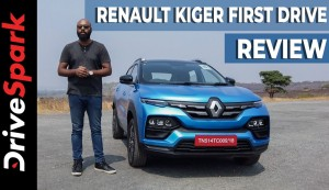 Renault Kiger SUV Review