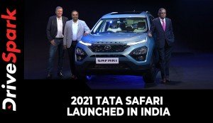 2021 Tata Safari Launched In India | Prices, Specs, Features, Bookings & Other Details